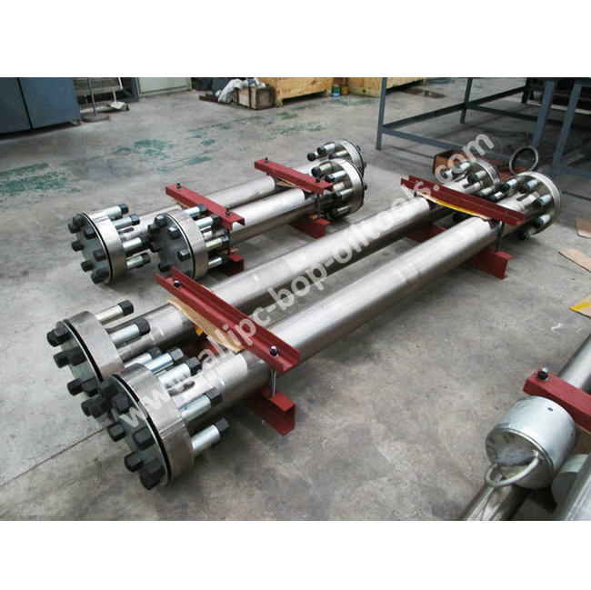 Coil Tubing Bop Service : Coiled tubing lubricator